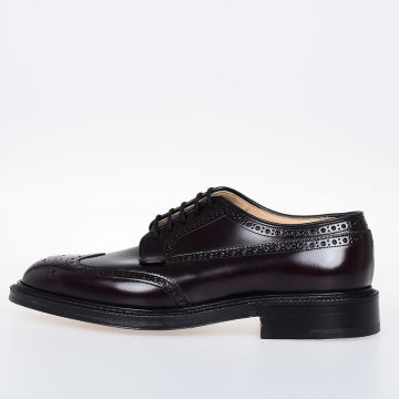 GRAFTON 173 Leather Derby Shoes
