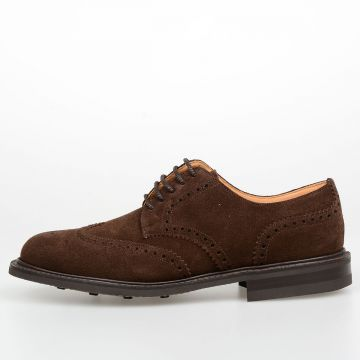 Suede Leather NEWARK Shoes
