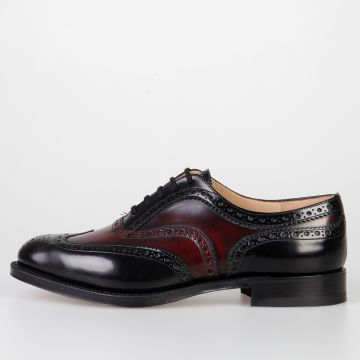 Leather BURWOOD Oxford Shoes