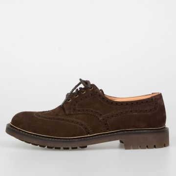 Suede Leather MC PHERSON Shoes