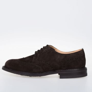 NEWARK Suede Leather Shoes