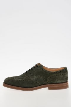 Brogue Leather DOWNTON Derby Shoes