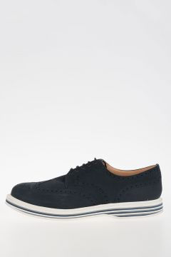 Brogue Leather NABURN 3 Derby Shoes