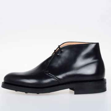 RYDER 3 Leather Ankle Boots