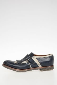 Nubuck SHANGHAI GLACE' Loafers