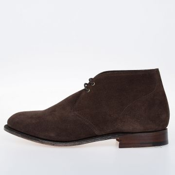 SAHARA L Suede Leather Ankle Boots