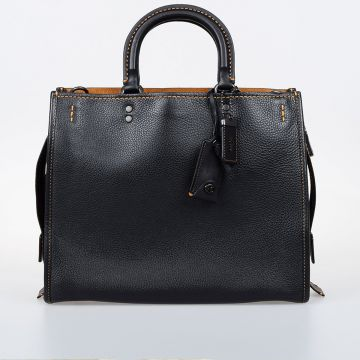 ROGUE Pebbled Leather Bag