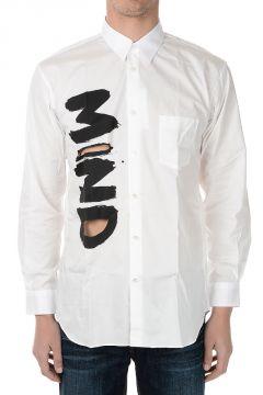 Camicia MIND in Popeline di Cotone