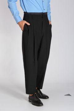 HOMME PLUS Pantaloni in Lana