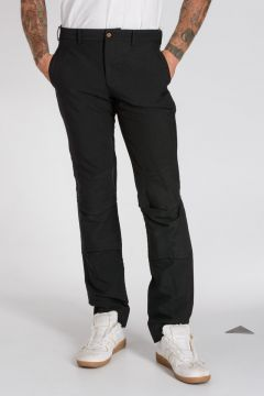 HOMME PLUS Chino Cut Knees Pants