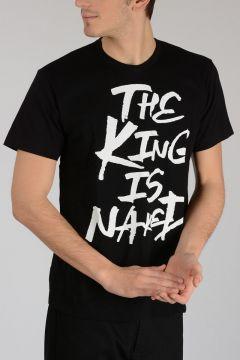 HOMME PLUS Printed T-shirt