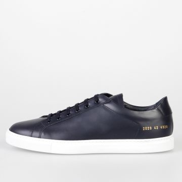 Leather RETRO LOW BOXED Sneakers