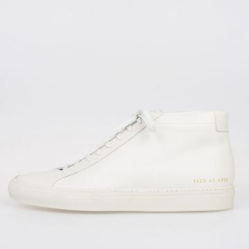 Leather ACHILLES Mid Sneakers