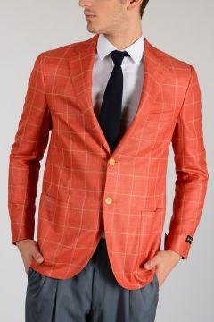 Virgin Wool Silk LEADER SOFT Blazer