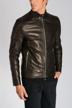 ID Leather Jacket