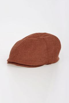 Silk and Wool Coppola Hat