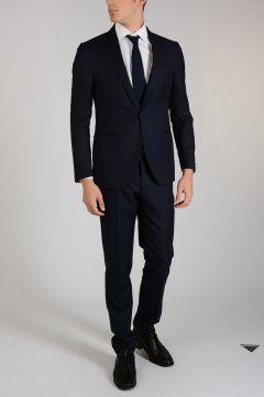 Three Pieces Checked CERIM.ACADEMY Suit