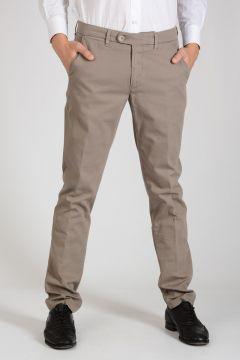 IDENTITY Stretch Cotton Pants