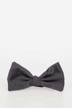 CC COLLECTION  Virgin Wool Blend Bow Tie
