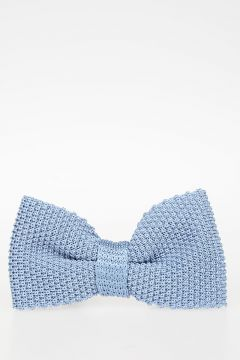 Silk Knitted Bow Tie