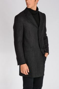 Angora Virgin Wool Coat