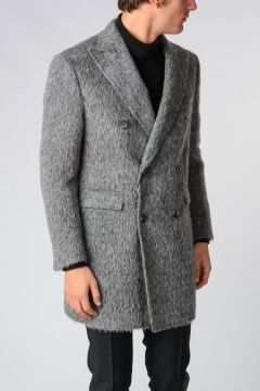 CC COLLECTION Cappotto in misto Lana Vergine