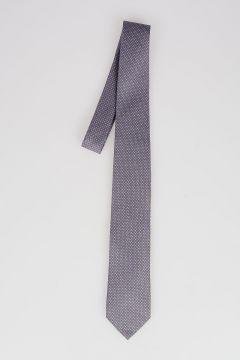 Polka Dot print silk Tie