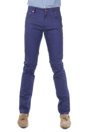 Pantalone CAMELIA in Cotone Stretch