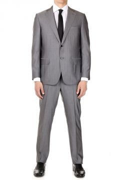 Wool and Silk Suit MANTUA