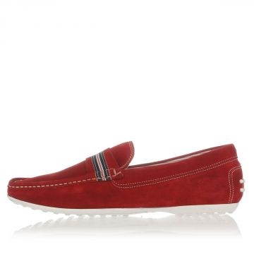 ID CORNELIANI Mocassino in Pelle