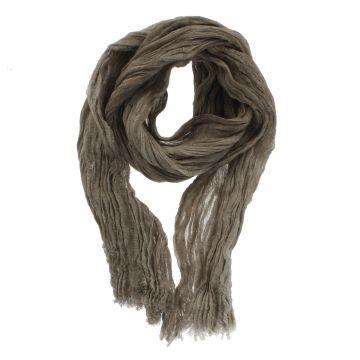 Mixed Linen Scarf 180 x 50 cm