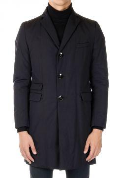 Cappotto in Nylon e Cotone