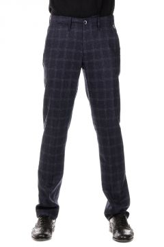 Checked Pattern Trousers