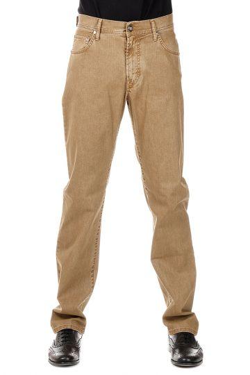 ID Pantaloni in Cotone Stretch