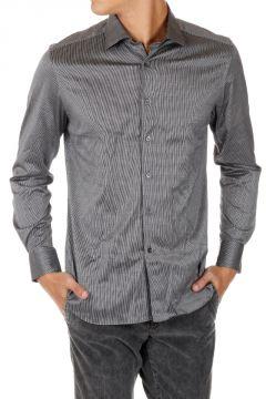 Camicia Collo Francese in Cotone