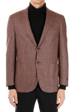 Virgin Wool LEADER Silk Blazer