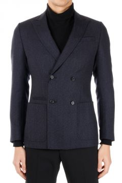 TREND Double Breasted SPORT EXTREME Virgin Wool Blazer