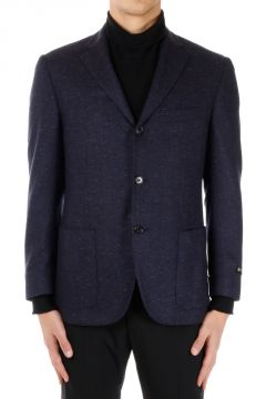 Single Breasted LEADER Virgin Wool Blazer
