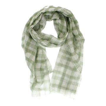 CC COLLECTION Checked 60x170 cm Foulard