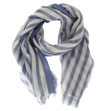 CC COLLECTION Striped 70x180 cm Foulard