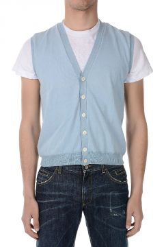 CC COLLECTION Gilet in Cotone