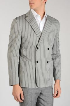 CC COLLECTION Double Breasted Blazer