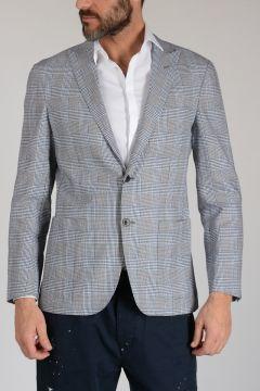CC COLLECTION Cotton & Linen Blazer