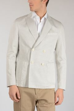 Cotton and Linen CC COLLECTION Jacket