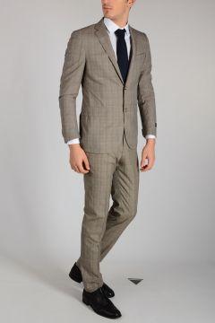 Virgin Wool Silk LEADER Suit