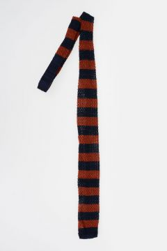 Silk & Wool Knitted Tie