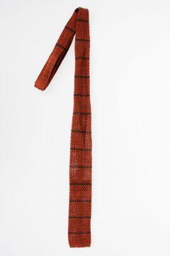 Knitter Tie Striped