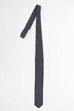 Cashmere Knit Slim Tie