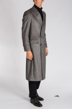Silk & Cashmere Coat