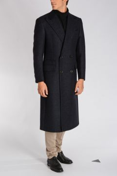 Cashmere & Silk Coat